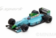March Leyton House CG901 2nd French GP  1/43