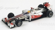 Mac Laren MP4-26 1er GP Chine  1/43