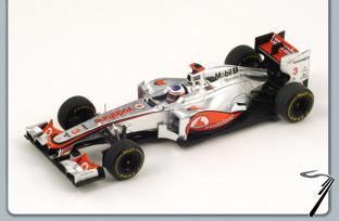 Mac Laren MP4-27 1er GP Australie  1/43