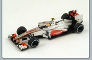 Mac Laren MP4-27 1er GP USA  1/43