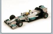 Mercedes W04  1/43