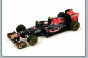 Toro Rosso STR8  1/43