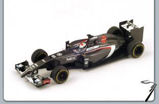 Sauber C33 #99  1/43
