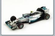 Mercedes F1 W05 1er GP Monaco  1/43