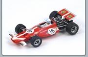 Mac Laren M7C 6ème GP Pays Bas  1/43