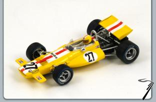 Mac Laren M7C GP USA  1/43