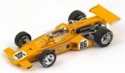 Mac Laren M16 #86 2ème Indy 500  1/43