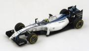 Williams FW36 2eme GP Abu Dhabi  1/43