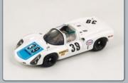 Porsche 910 9ème 24H du Mans  1/43