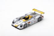 Audi R8 #9 2ème 24H du Mans  1/43