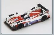 Zytek Z11SN  Nissan #41  12ème 24H du Mans  1/43