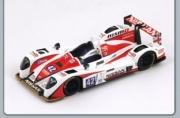 Zytek Z11 SN Nissan #42 9ème 24H du Mans   1/43