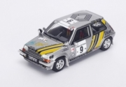 Renault 5 GT Turbo 1st Ivory Coast rally  1/43