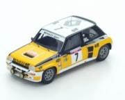 Renault 5 turbo 1er Tour de Corse  1/43