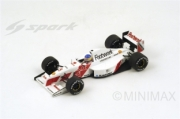 Footwork FA12 GP Monaco  1/43