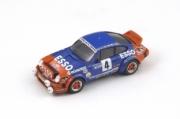 Porsche 911 SC 4ème rallye Monte Carlo  1/43