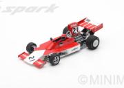 Iso FW (Franck Williams) #21  8eme GP Suède  1/43