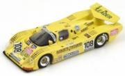 Sauber C6 #108 24H du Mans  1/43