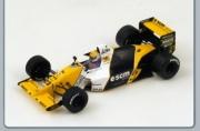 Minardi M189 5th British GP  1/43