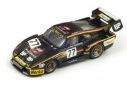 Porsche 935 K3 #77 11ème 24h du Mans  1/43