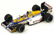 Williams FW12C 6th USA GP  1/43