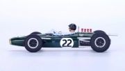 Brabham BT7 1er GP France  1/43