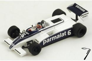 Brabham BT49/C GP Monaco  1/43