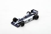 Brabham BT55 GP Monaco  1/43