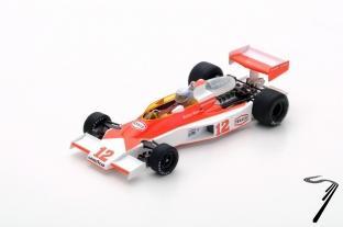Mac Laren M23 5ème GP Monaco  1/43