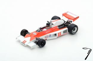 Mac Laren M23 1er GP France  1/43