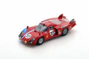 Alfa Romeo T33/2 #37 24H du Mans  1/43