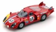 Alfa Romeo T33/2 #65 24H du Mans  1/43