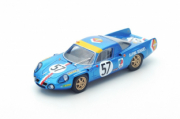 Alpine A210 #57 9th 24H du Mans  1/43
