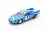 Alpine A210 #55 14ème 24H du Mans  1/43