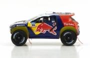 Peugeot DKR #304 rallye Dakar  1/43