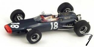 Lotus 25 BRM 7ème GP Pays-Bas  1/43