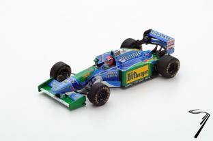 Benetton B194 GP Autriche  1/43