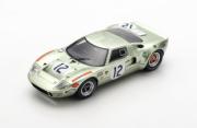 Ford GT40 #12 - 24H du Mans  1/43