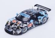 Porsche 911 RSR #77 22ème 24H du Mans  1/43