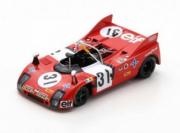 Porsche 908 / 3 #31 - 24H du Mans  1/43