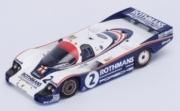 Porsche 956 #2 2nd 24h du Mans  1/43