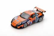 Porsche 996 GT3-RS #75 Le Mans  1/43