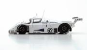 Sauber Mercedes C9 #62 5ème 24H du Mans  1/43