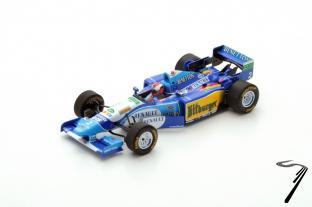 Benetton B195 1er GP Angleterre  1/43