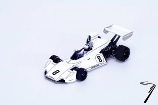 Brabham BT44 GP Suède  1/43