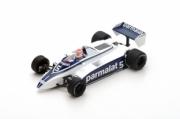 Brabham BT49 #5 1st GP Long Beach  1/43