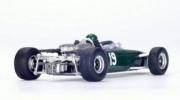Cooper T81 2ème GP Belgique  1/43