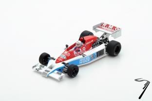 Martini Mk23 14ème GP France  1/43