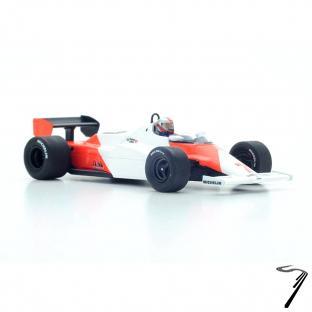 Mac Laren MP4-1C 5ème GP Allemagne  1/43