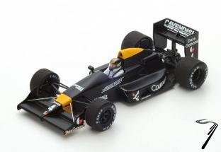 Tyrrell 017 16ème GP Angleterre  1/43